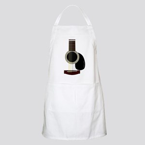 acoustic guitar Apron