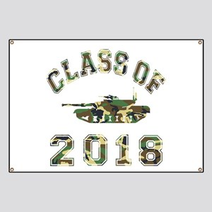 Class Of 2018 Military School Banner