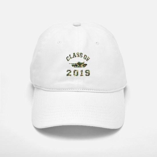 Class Of 2019 Military School Baseball Baseball Cap