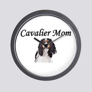 Cavalier Mom-Light Colors Wall Clock
