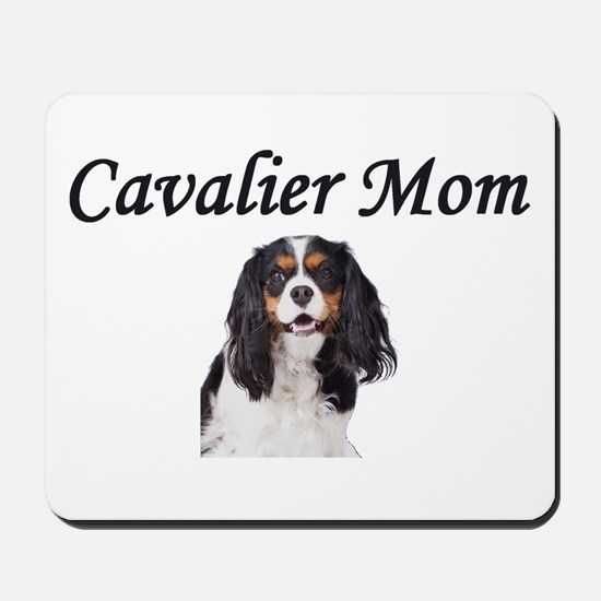 Cavalier Mom-Light Colors Mousepad