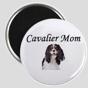 Cavalier Mom-Light Colors Magnet