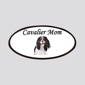 Cavalier Mom-Light Colors Patches