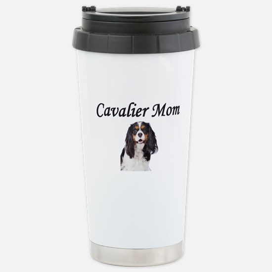 Cavalier Mom-Light Colors Stainless Steel Travel M