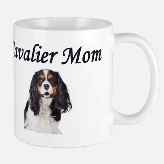 Cavalier Mom-Light Colors Mug