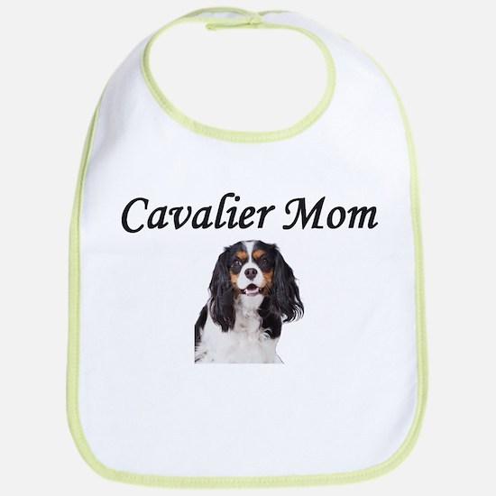 Cavalier Mom-Light Colors Bib
