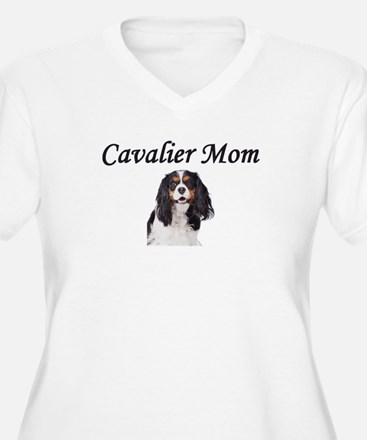 Cavalier Mom-Light Colors T-Shirt
