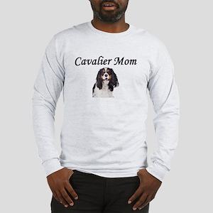 Cavalier Mom-Light Colors Long Sleeve T-Shirt