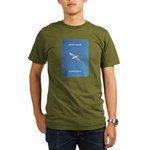 Perfect Speed Is Being There Organic Men's T-Shirt