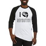 I Fist Revolution Baseball Jersey