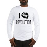 I Fist Revolution Long Sleeve T-Shirt