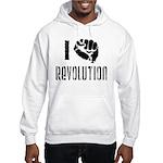 I Fist Revolution Hooded Sweatshirt