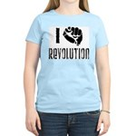 I Fist Revolution Women's Light T-Shirt