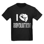 I Fist Revolution Kids Dark T-Shirt