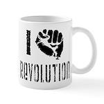 I Fist Revolution Mug