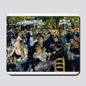 Renoir Moulin Mousepad