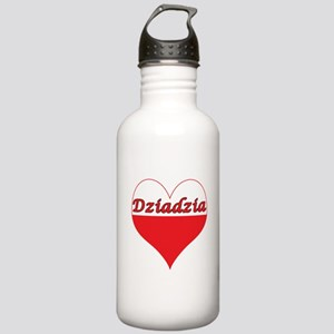 Dziadzia Polish Heart Stainless Water Bottle 1.0L