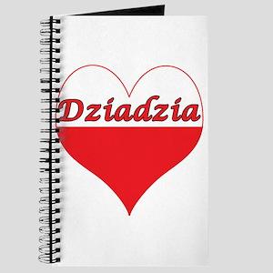 Dziadzia Polish Heart Journal