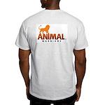AW Logo (on Back) Light T-Shirt