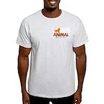 AW Logo (Small) Light T-Shirt