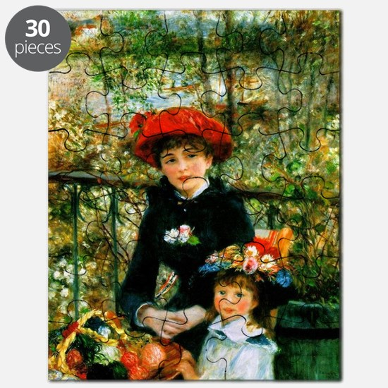 Two Sisters (On the Terrace) Puzzle