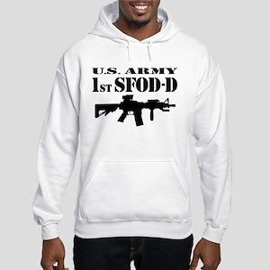 Delta Force T-Shirts Hooded Sweatshirt