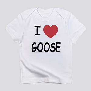 I heart goose Infant T-Shirt