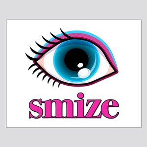 SMIZE Smile With Your Eyes Top Model Tyra Banks Sm