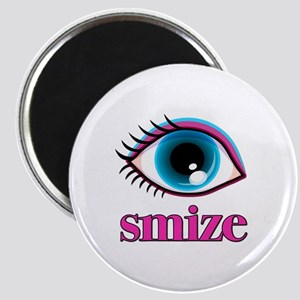 SMIZE Smile With Your Eyes Top Model Tyra Banks Ma