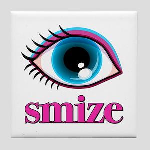 SMIZE Smile With Your Eyes Top Model Tyra Banks Ti