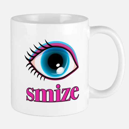 SMIZE Smile With Your Eyes Top Model Tyra Banks Mu