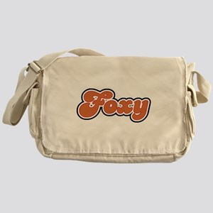 Foxy Messenger Bag