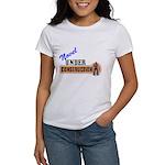 Novel Under Construction Women's T-Shirt