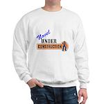 Novel Under Construction Sweatshirt