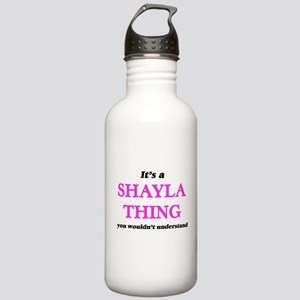 It's a Shayla thin Stainless Water Bottle 1.0L