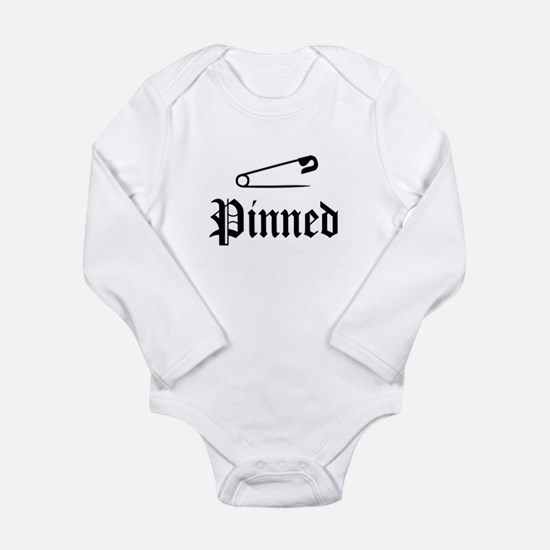 pinned002 Body Suit