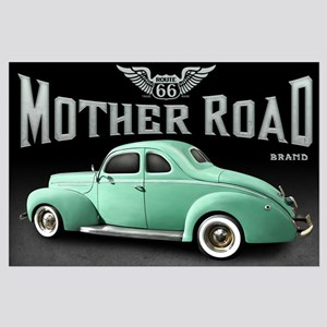 Mother Road - Mint Large Poster