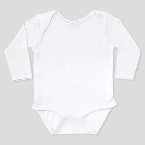 Catholic Church Long Sleeve Infant Bodysuit