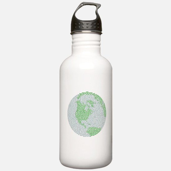 Creation Story Water Bottle
