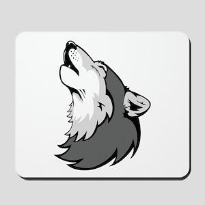 Wolf design Mousepad