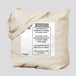 Confusion in A Jar Tote Bag