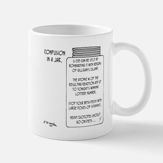 Confusion in A Jar Mug