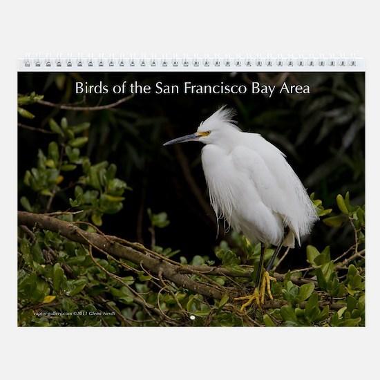 Birds of the San Francisco Bay Area Calendar #2