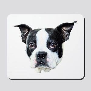 Boston Terrier Mousepad