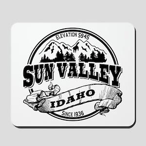 Sun Valley Old Circle Mousepad