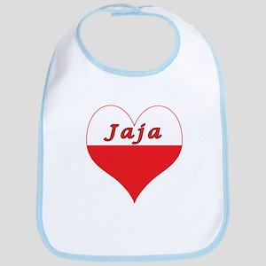 Jaja Polish Heart Bib