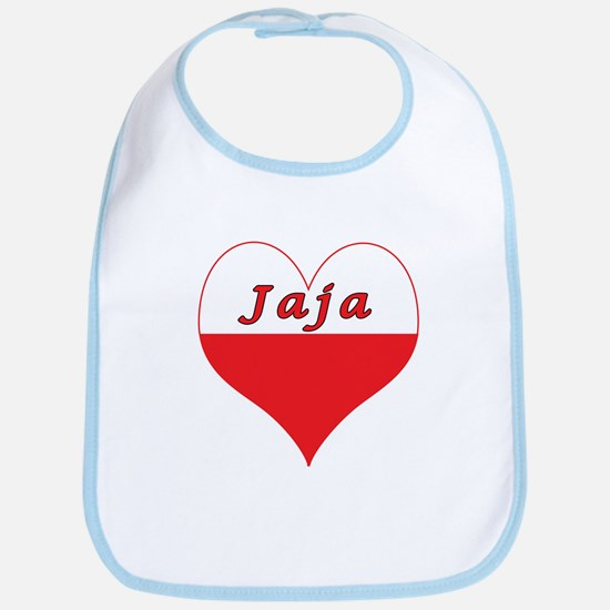 Jaja Polish Heart Bib