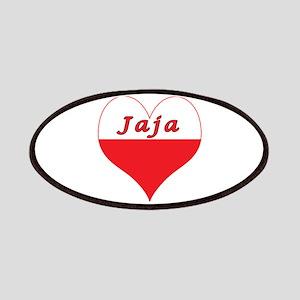 Jaja Polish Heart Patches