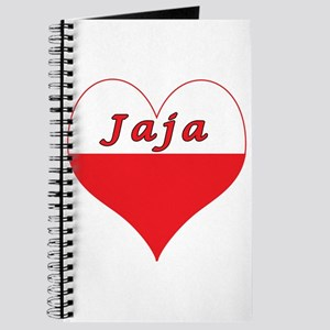 Jaja Polish Heart Journal