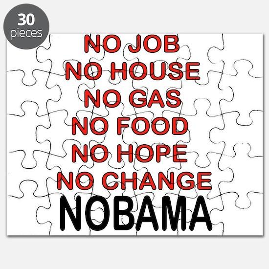 NOBAMA 2012 Puzzle